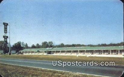 Christie's Tour O Tel - Sumter, South Carolina SC Postcard
