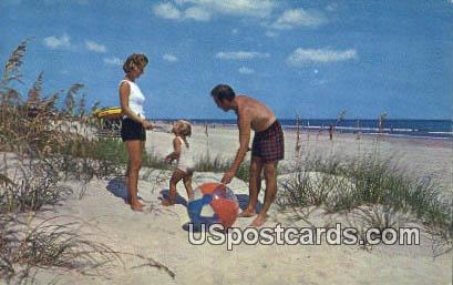 Myrtle Beach, South Carolina Postcard      ;      Myrtle Beach, SC