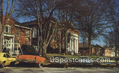Anderson College - South Carolina SC Postcard