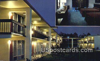 Quality Motel - Florence, South Carolina SC Postcard