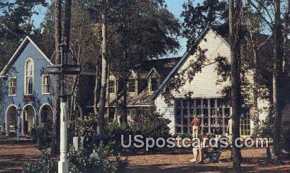 Village Barefoot Traders - Myrtle Beach, South Carolina SC Postcard