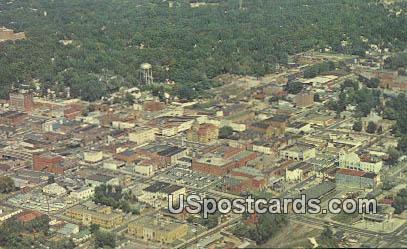 Anderson, SC Postcard     ;     Anderson, South Carolina