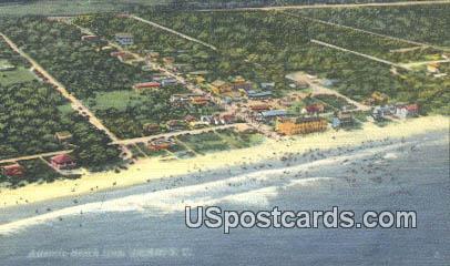Atlantic Beach, South Carolina Postcard      ;      Atlantic Beach, SC