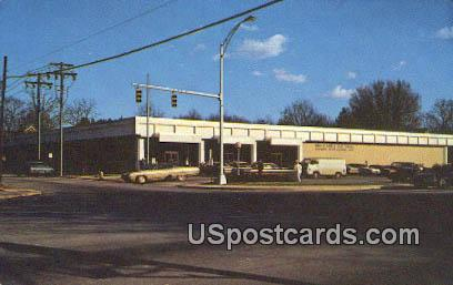 United States Post Office - Anderson, South Carolina SC Postcard
