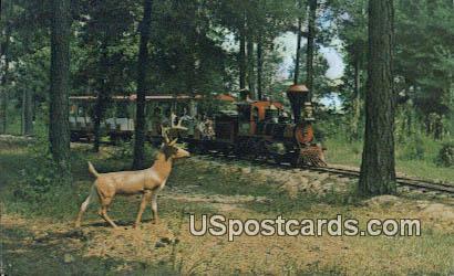 South of the Border, SC Postcard     ;     South of the Border, South Carolina