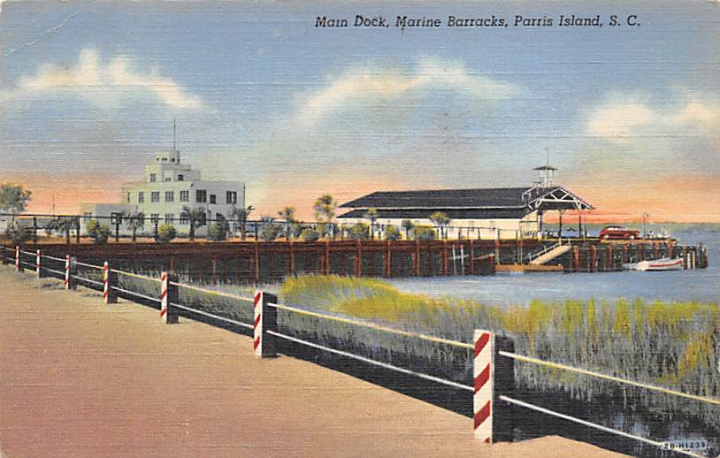 Parris Island SC