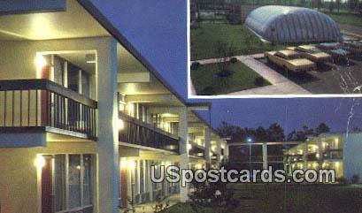 Quality Inn - Florence, South Carolina SC Postcard