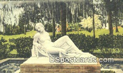 Brookgreen Gardens - Myrtle Beach, South Carolina SC Postcard