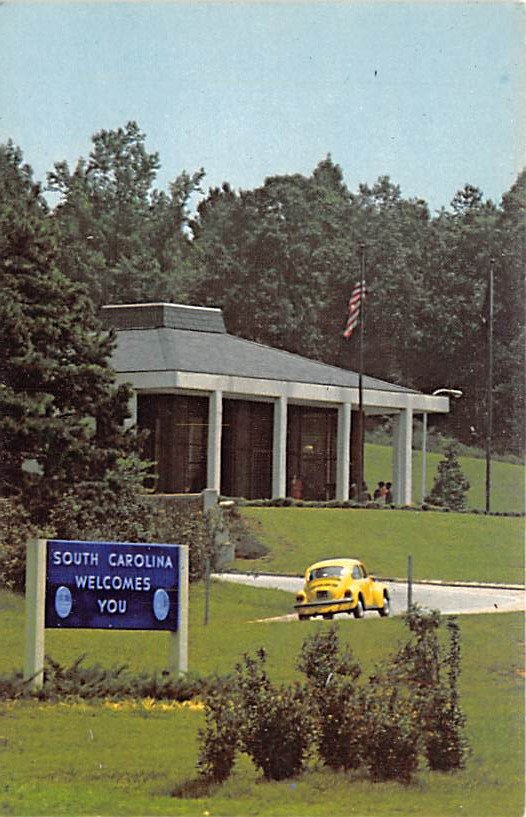 Welcome Centers SC