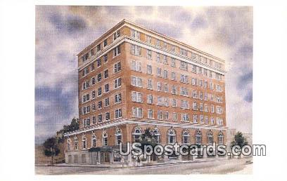 Calhoun - Anderson, South Carolina SC Postcard