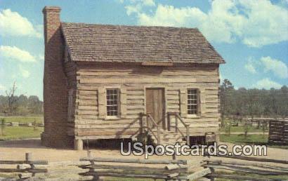 Drakeford House - Historic Camden, South Carolina SC Postcard