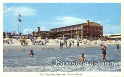 Pavilion - Myrtle Beach, South Carolina SC Postcard