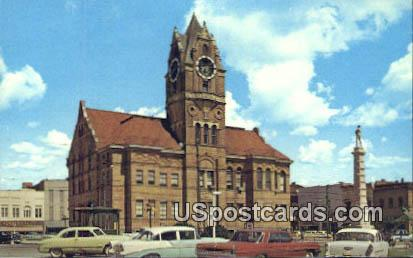 Anderson County Courthouse - South Carolina SC Postcard