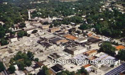 Walterboro, South Carolina Postcard      ;      Walterboro, SC
