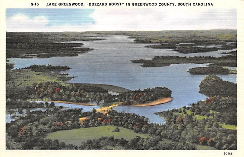 Greenwood County SC