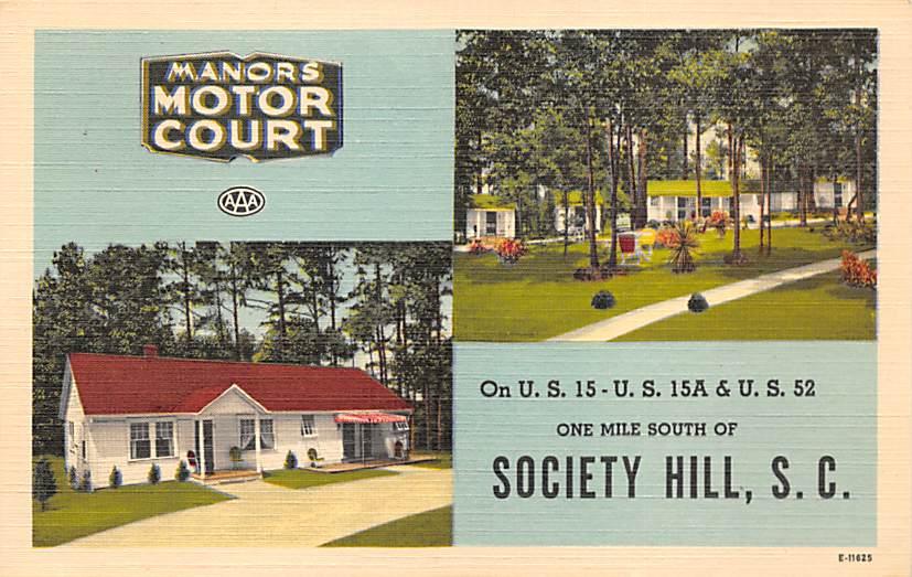 Society Hill SC