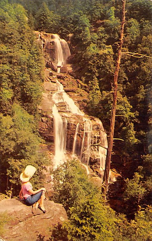 Whitewater Falls SC