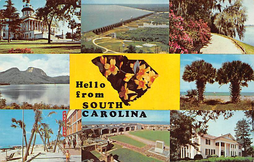Greetings from SC