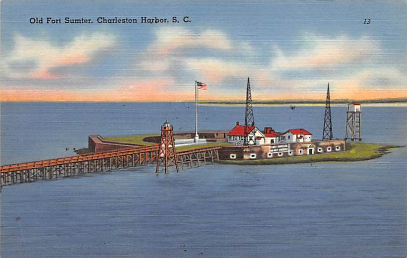 Charleston Harbor SC