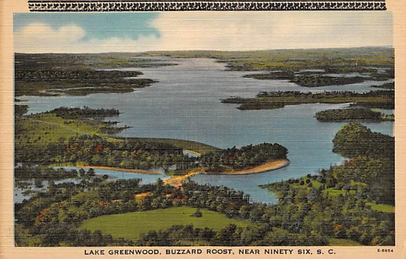Lake Greenwood SC