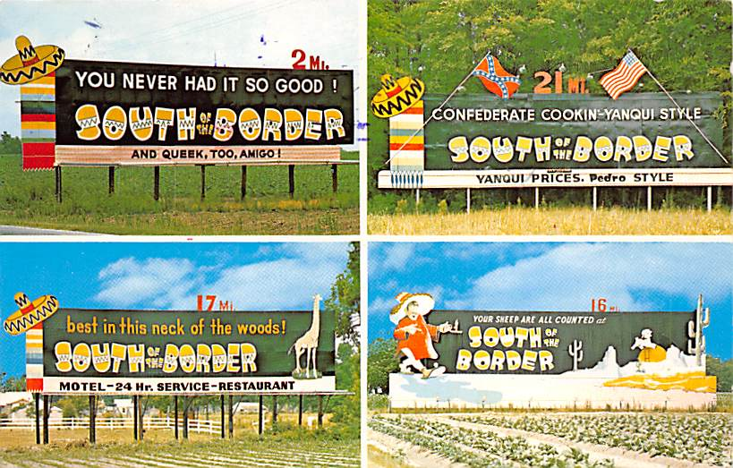South of the Border SC