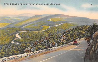 Blue Ridge Mountains SC
