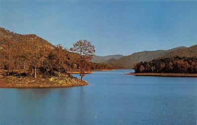 North Saluda Lake SC
