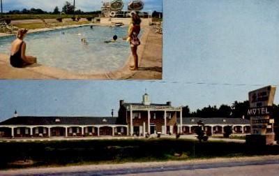 Lake Marion Inn - Summerton, South Carolina SC Postcard