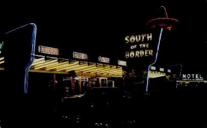 Pedro's Restaurant - South of the Border, South Carolina SC Postcard