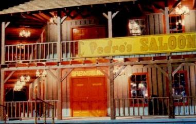 Pedro's Saloon - South of the Border, South Carolina SC Postcard