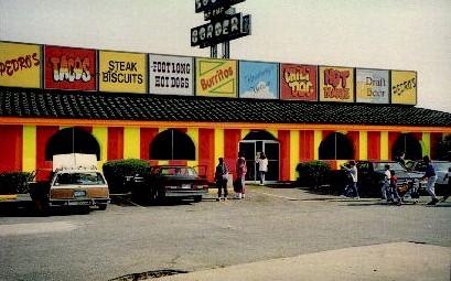 Pedro's 24 Hour Fast Service Restaurant - South of the Border, South Carolina SC Postcard