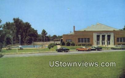Anderson Recreation Center - South Carolina SC Postcard