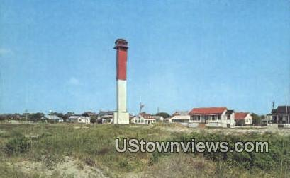 Most Powerful Lighthouse - Sullivans Island, South Carolina SC Postcard