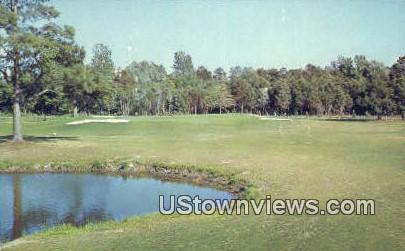 Myrtlewood Golf Course - Myrtle Beach, South Carolina SC Postcard