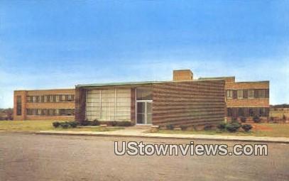Easley Baptist Hospital - South Carolina SC Postcard
