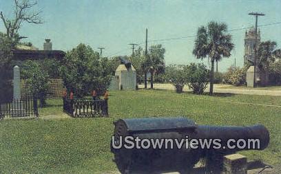 Fort Moultrie - Sullivans Island, South Carolina SC Postcard