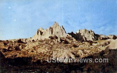 Badlands National Monument, South Dakota SD Postcard