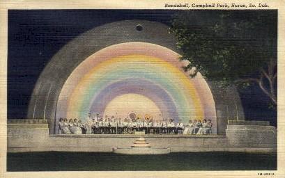 Episcopal Church - Huron, South Dakota SD Postcard