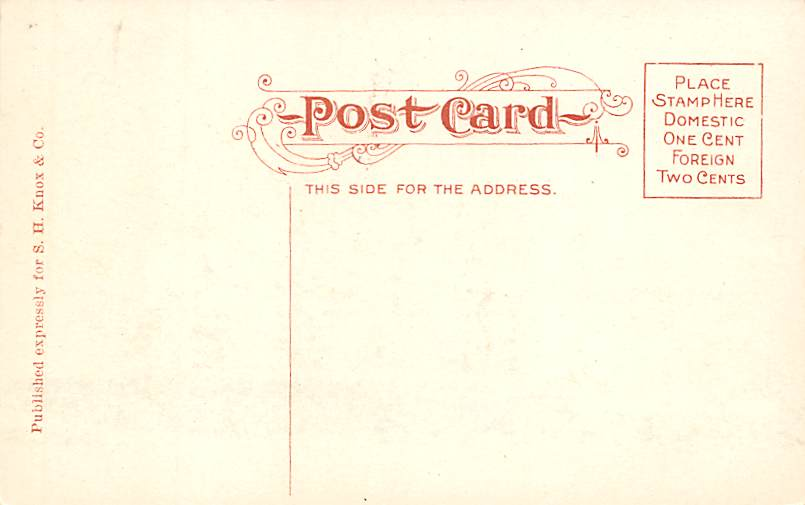 First Baptist Church - Sioux Falls, South Dakota SD Postcard