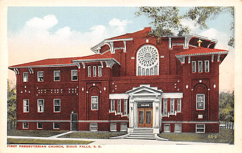 McKennan Hospital - Sioux Falls, South Dakota SD Postcard