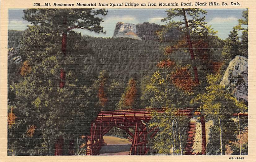 South Dakota Penitentiary - Sioux Falls Postcard