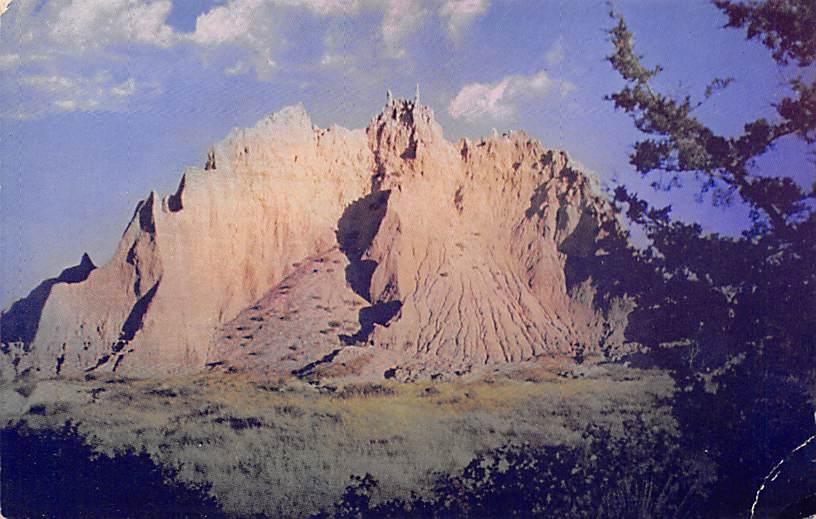 Penitentiary - Sioux Falls, South Dakota SD Postcard