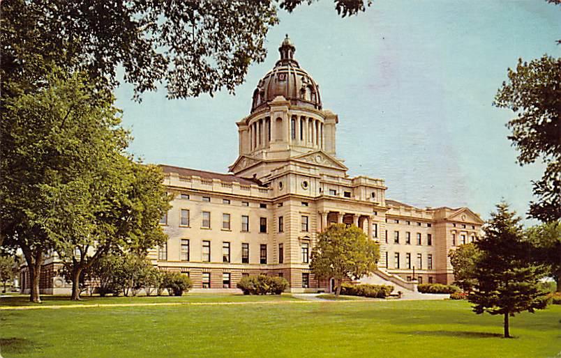 Keystone Wye - Black Hills, South Dakota SD Postcard