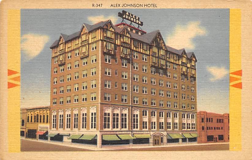 Sioux Falls National Bank Building - South Dakota SD Postcard