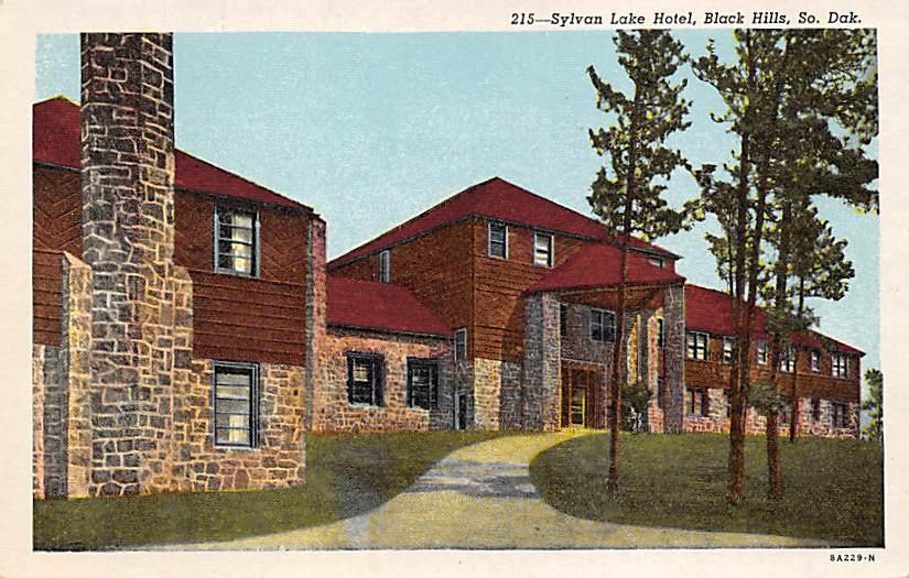 Sioux River - Sioux Falls, South Dakota SD Postcard
