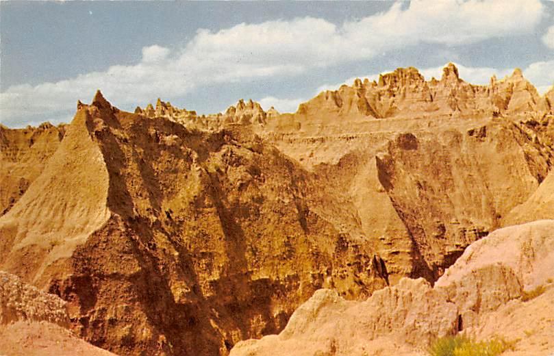 Badlands National Monument SD