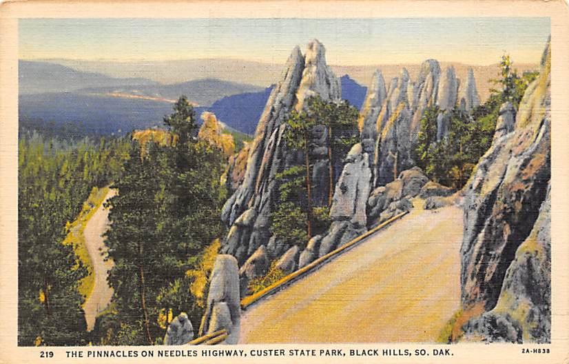 Black Hills SD