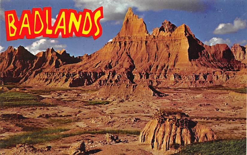 Badlands SD