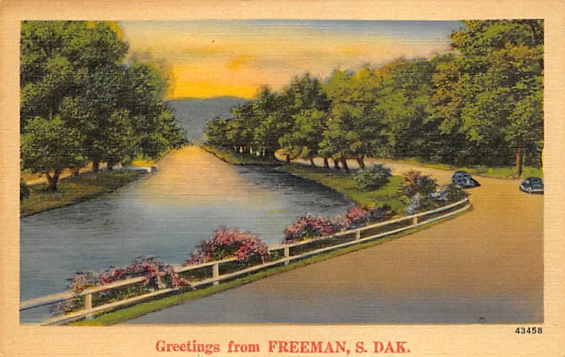 Freeman SD