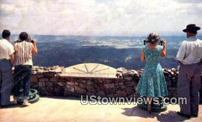 See Seven States - Chattanooga, Tennessee TN Postcard